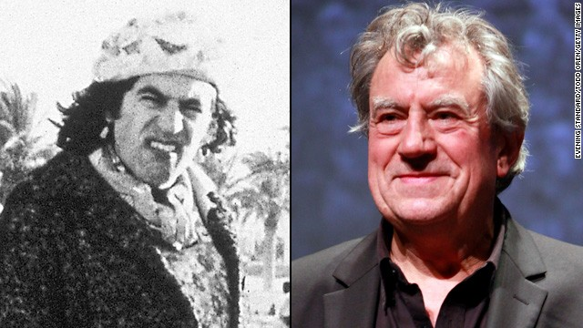 "Terry Jones, 72, has created TV shows about the Middle Ages, an era on which he's an expert. (He's written two books about Geoffrey Chaucer.) He's also written several children's books and was a regular contributor to UK newspapers during the Iraq war,<a href='http://edition.cnn.com/2005/SHOWBIZ/books/04/12/terry.jones/'> which he opposed</a>. With songwriter Jim Steinman, he's been working on a rock version of ""The Nutcracker."""
