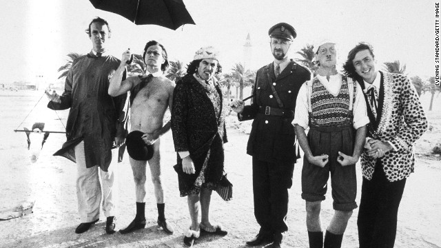 \'Monty Python\'s Flying Circus\': Where are they now?