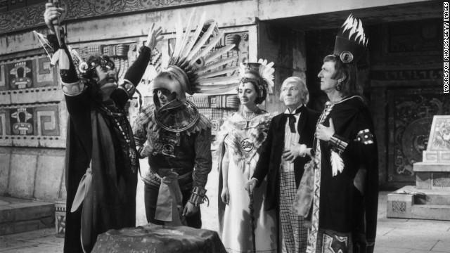 'Doctor Who' celebra 50 años con nuevas aventuras y buscando más fans