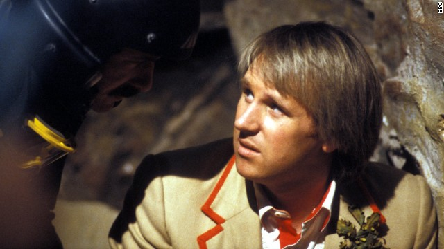 Peter Davison's Fifth Doctor brought the character into the 1980s as a young, well-dressed cricketer, leading a team of companions on his adventures.