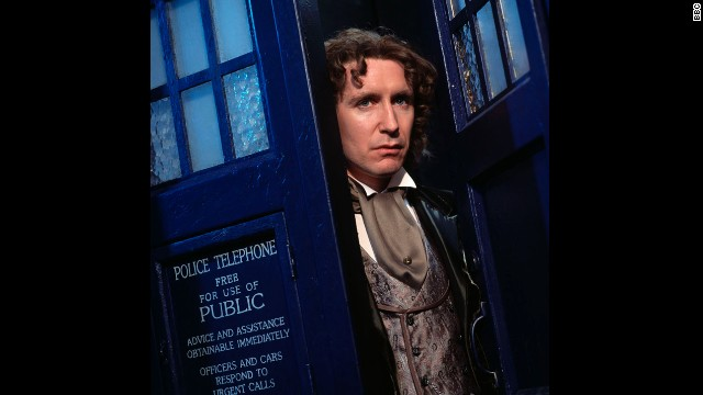 "Up until recently, the Eighth Doctor's adventures on screen lasted all of one TV movie, a failed attempt to resurrect the series on Fox. Paul McGann returned on a ""Webisode"" just last week, explaining what became of his character when he regenerated."