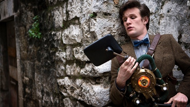 "Matt Smith brought a youthful appearance to the Eleventh Doctor starting in 2010. His penchant for wearing bow ties and fezzes and dancing like a ""drunken giraffe"" plays against the fact that he is determined to save the day, and his companions, no matter what."