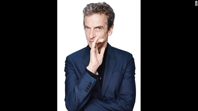 Peter Capaldi took over as the Twelfth Doctor at the end of the Christmas Day episode this year.