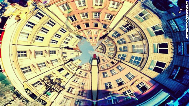 Wroclaw 'Instagramers' showcase city's most famous sites