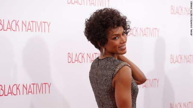 Angela Bassett attends the