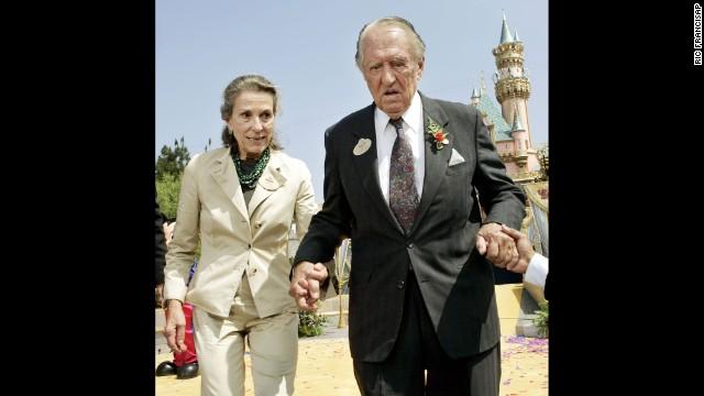 Muere la hija mayor de Walt Disney a los 79 años tras una caída