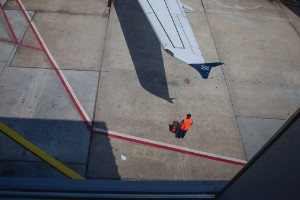 Dentro del aeropuerto más transitado del mundo
