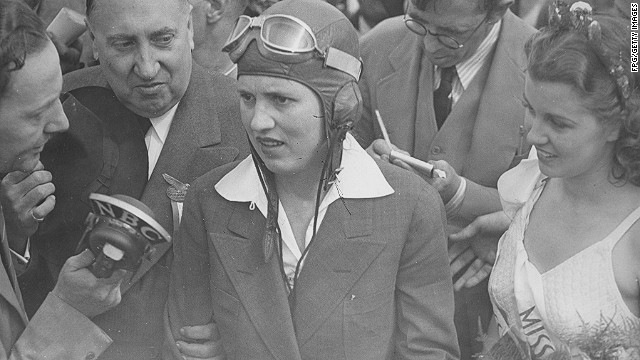American pilot Jacqueline Cochran was considered one of the most gifted racer pilots, of any gender, of her generation. In 1953, she became the first woman to break the sound barrier