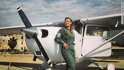 A new dawn for Arab female pilots?