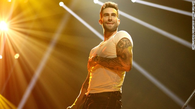 Adam Levine is not who you think he is