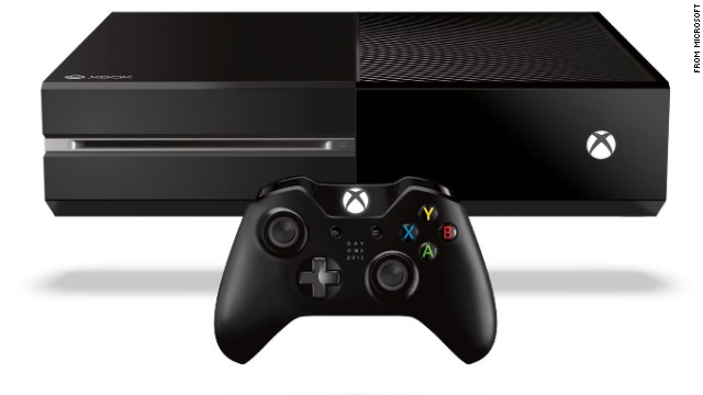 Microsoft's Xbox One console can play live television as well as streamed video from Netflix and other top apps.