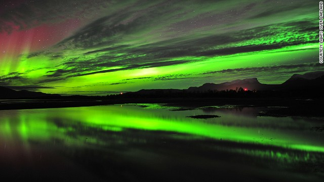 Clouds are the Aurora fan's big enemy: Abisko's prevailing winds mean there are hardly any.