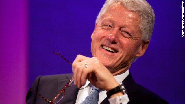 "Former President Bill Clinton is one of 16 recipients of the Presidential Medal of Freedom this year. The 42nd president is being honored for his service in the White House as well as for founding the Clinton Foundation, which strives ""to improve global health, strengthen economies, promote health and wellness, and protect the environment,"" according to the White House."