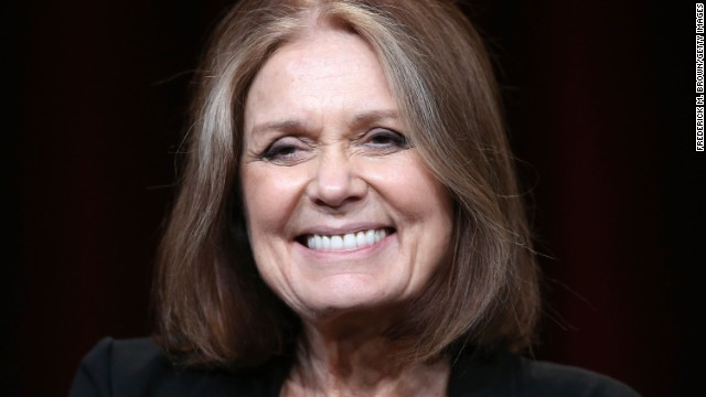 "Gloria Steinem, co-founder of Ms. magazine and an advocate for women's equality, ""helped launch a wide variety of groups and publications dedicated to advancing civil rights,"" the White House said."