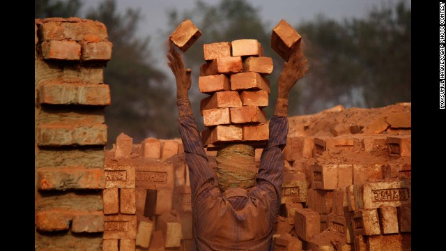 In Bangladesh, private brick enterprises are creating many new job opportunities for poor people.