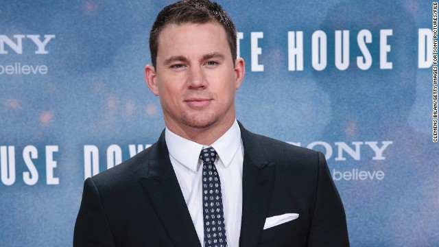 Channing Tatum tries Van Damme's 'epic' split