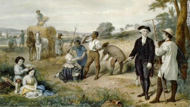 As is the case with most things presidential, George Washington set the standard. After choosing not to run for a third term, Washington retired to his Virginia estate and led a life of farming.