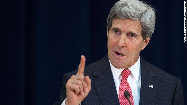With Mideast peace in mind, Kerry coaxes Israel on Iran