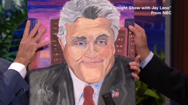 Opinion bush paints but is he any good cnn com