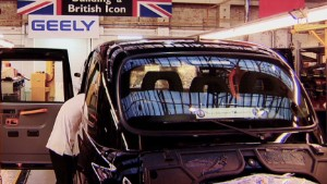 Bumpy road ahead for London cabbie business