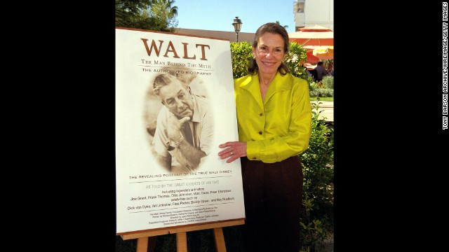 The eldest daughter of Walt Disney, Diane Disney Miller, died on November 19, according a statement from the museum dedicated to the legendary animated filmmaker. She was 79.