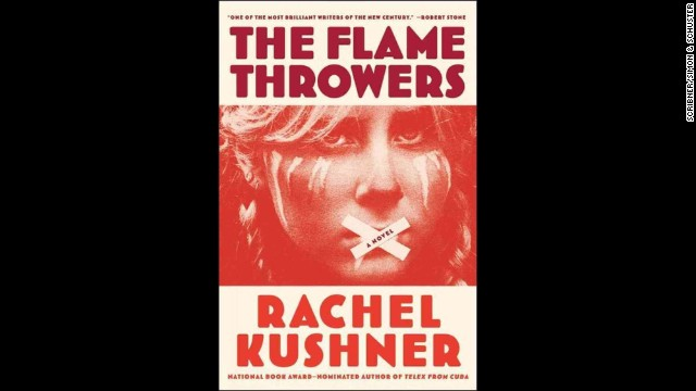 "<strong>Fiction:</strong> Rachel Kushner, ""<a href='http://www.nationalbook.org/nba2013_f_kushner.html#.Uo11qI2vWL0' target='_blank'>The Flamethrowers</a>"""