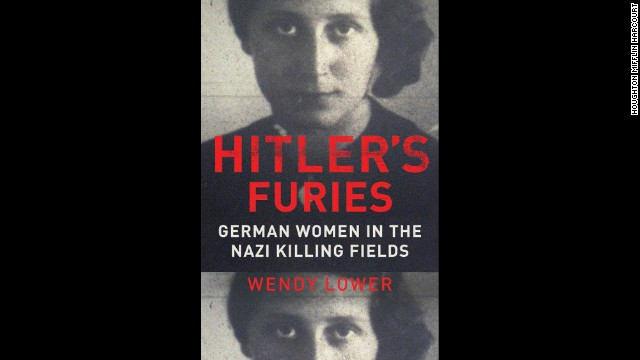 "<strong>Nonfiction:</strong> Wendy Lower, ""<a href='http://www.nationalbook.org/nba2013_nf_lower.html#.Uo16H42vWL0' target='_blank'>Hitler's Furies: German Women in the Nazi Killing Fields</a>"""
