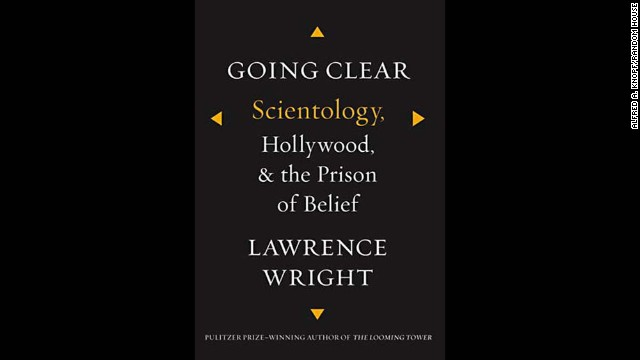 "<strong>Nonfiction:</strong> Lawrence Wright, ""<a href='http://www.nationalbook.org/nba2013_nf_wright.html#.Uo17iY2vWL0' target='_blank'>Going Clear: Scientology, Hollywood, & the Prison of Belief</a>"""