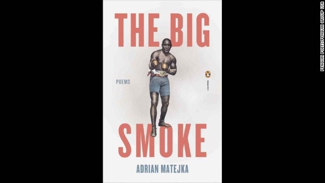 "<strong>Poetry:</strong> Adrian Matejka, ""<a href='http://www.nationalbook.org/nba2013_p_matejka.html#.Uo19IY2vWL0' target='_blank'>The Big Smoke</a>"""