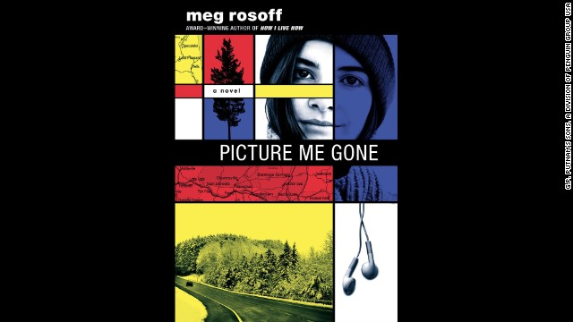 "<strong>Young people's literature: </strong>Meg Rosoff, ""<a href='http://www.nationalbook.org/nba2013_ypl_rosoff.html#.Uo2ArI2vWL0' target='_blank'>Picture Me Gone</a>"""