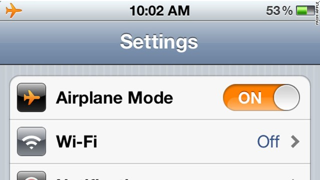 With the FAA relaxing rules against using phones in flight, Airplane Mode may become obsolete.