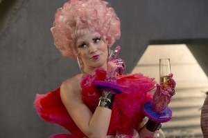 Effie Trinket (Elizabeth Banks)