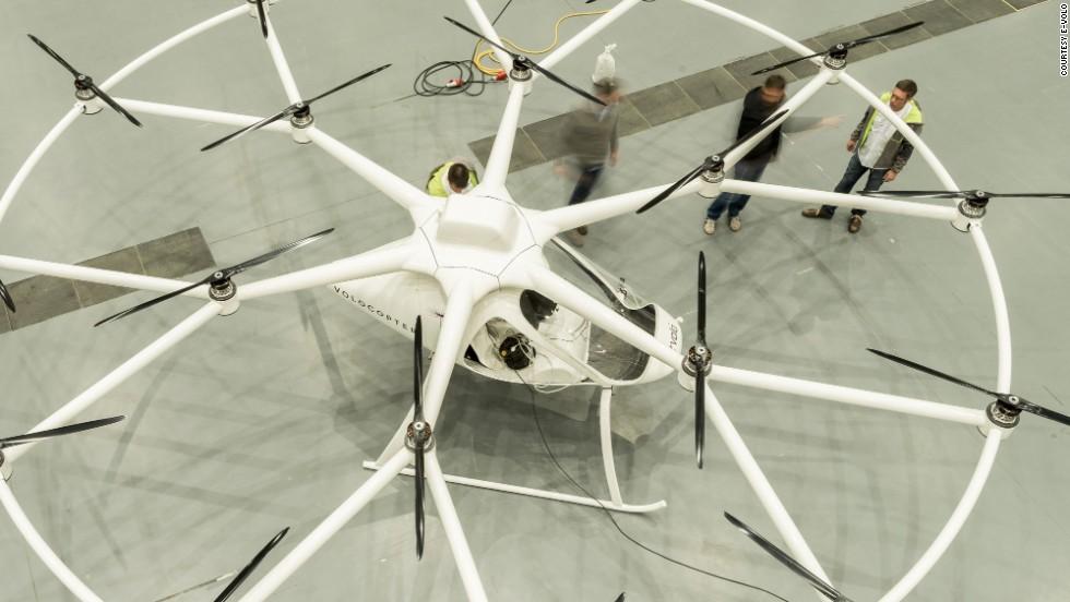 Helicóptero ingenioso