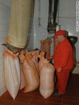 But both are also working spice factories. And, yes, you do get a paprika souvenir on the tour -- a takeaway 10-gram bag.