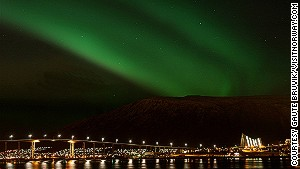 Tromso: One of the world\'s best spots for northern lights.
