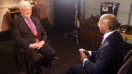 Van Jones interviews Newt Gingrich