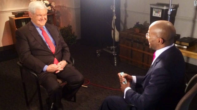 ONLINE EXCLUSIVE: Jones Interviews Gingrich on Breakout