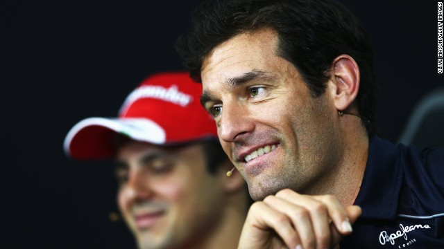 Mark Webber: From kart to cockpit