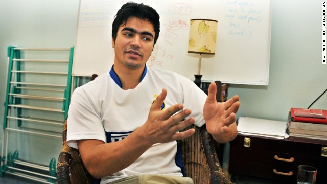 Keshavan took up the sport at the age of 15 in cricket-mad India after becoming inspired by the visit of a luge ambassador. He is a rarity as a Winter Olympian in his country.