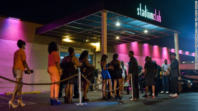 Washington, D.C. owns a strip club