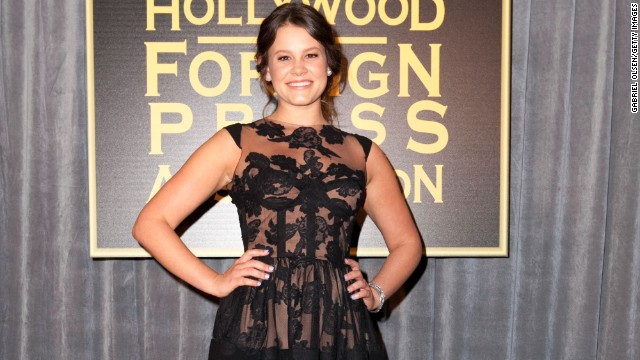 Kevin Bacon's daughter Sosie named Miss Golden Globe