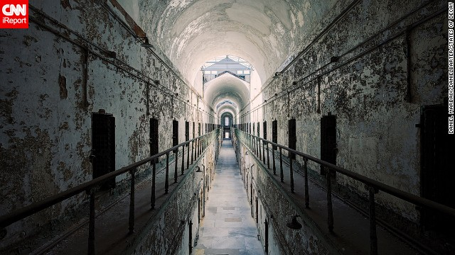 <a href='http://www.easternstate.org/' target='_blank'>Eastern State Penitentiary</a> in Philadelphia closed in 1971, making for eerie pictures of cellblocks from the defunct prison.
