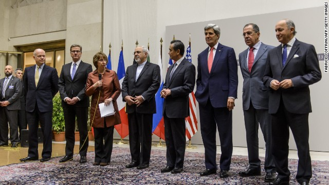 Photos: Iran nuclear deal reached