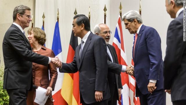 Iran deal risks creating another North Korea
