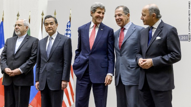 Why we must give Iran nuclear deal a chance