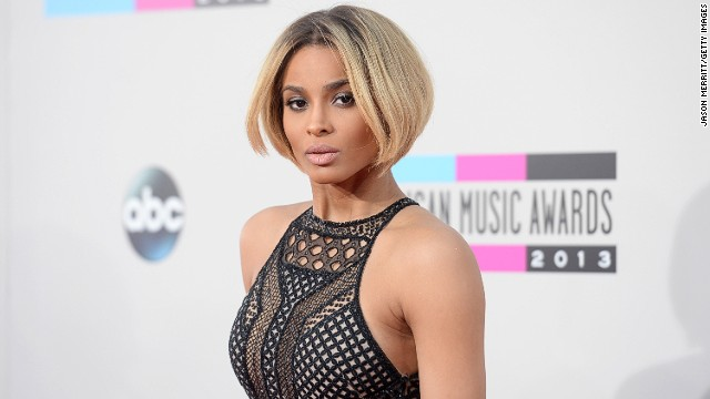 Ciara introduces newborn son, and other news to note