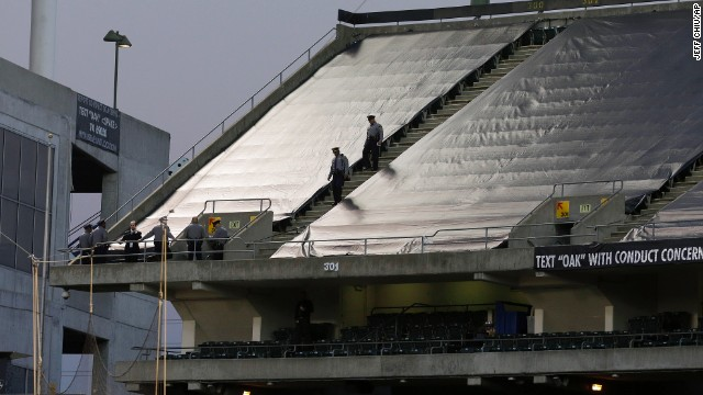 Why fans keep falling from stadium stands