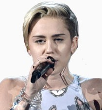 Miley Cyrus is MTV's best artist of 2013
