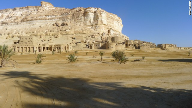 Beauty and adventure in Egyptian oasis