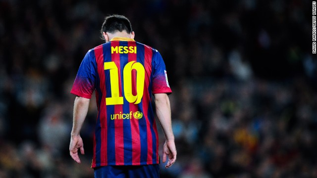 Is Lionel Messi at risk of burning out?